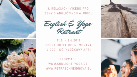 English & Yoga Retreat 2019